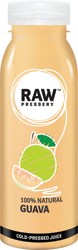 Buy Cold Pressed Fruit juice having 100% Natural Guava Juice