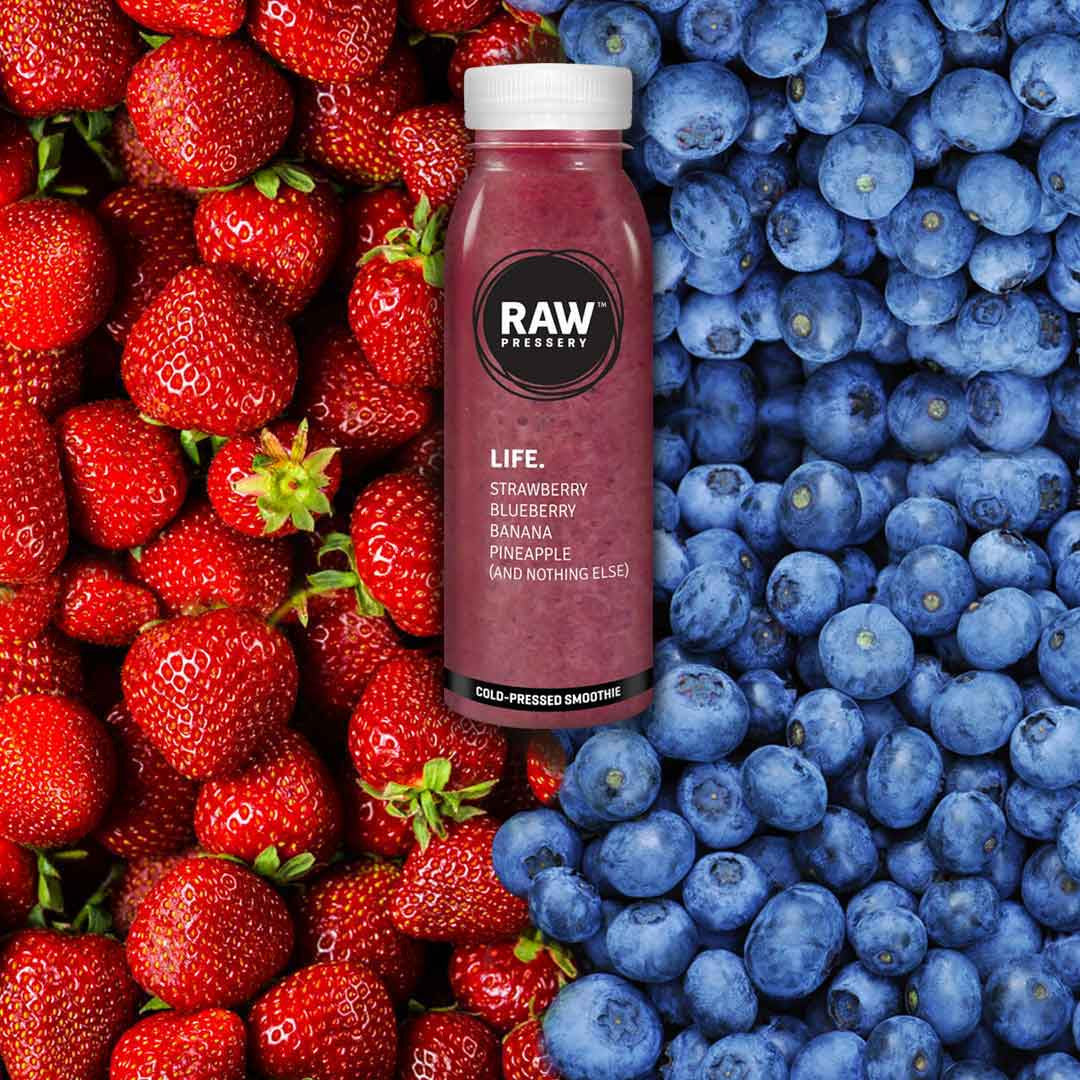 Cold Pressed Juice: Have A Sip & Say Here's to Life - Raw Pressery