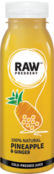 Buy Cold Pressed Fruit juice having 100% Natural Pineapple Juice