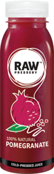 Buy Cold Pressed Fruit juice having 100% Natural Pomegranate Juice
