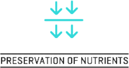 Benefits - Preservation of Nutrients