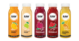 Custom Made Raw Bundle Juices Delivery Online - Raw Pressery