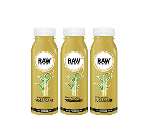 Healthy Raw Pressed Ganne Ka Raas Juice Bundles - Raw Pressery