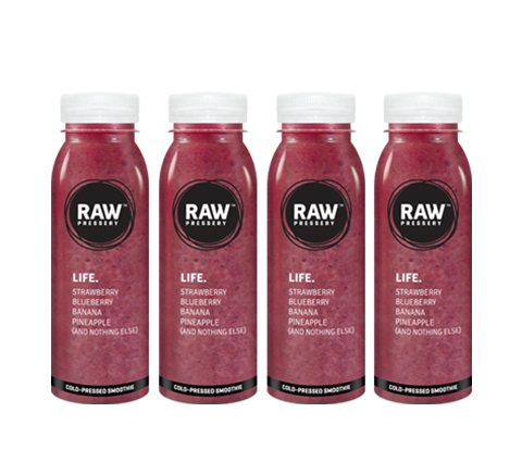 Healthy Raw Pressed Life & Smoothie Juice Bundles - Raw Pressery