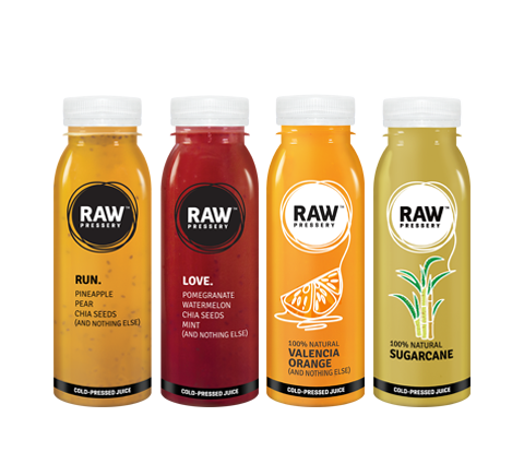 Healthy Raw Pressed Energy Vitamin C Juice Bundles - Raw Pressery