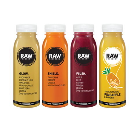 Healthy Raw Pressed Metabolize Juice Bundles - Raw Pressery