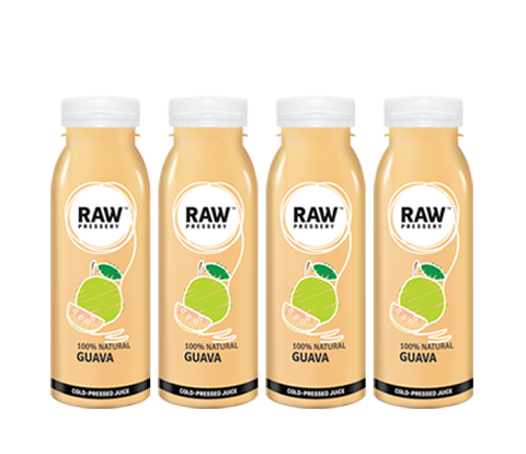 Healthy Raw Pressed Juice Bundles: What's better than a plain-old guava? - Raw Pressery
