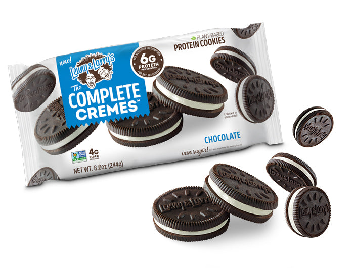 Complete Cremes Cookie Pack- 18 ct