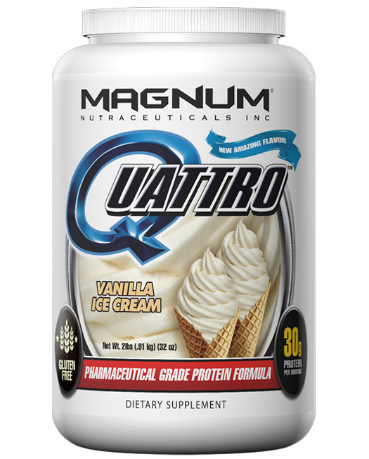 Quattro- Whey Protein Powder