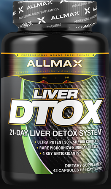 Liver D-Tox- 42 ct
