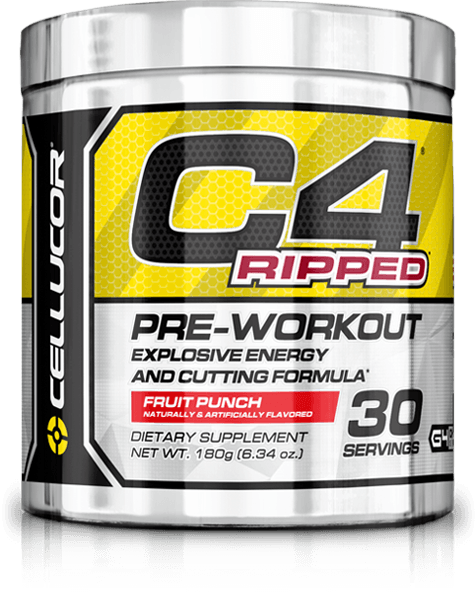 C4 Ripped- 30 servings