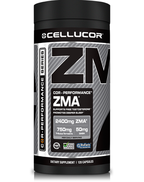 Co-Performance ZMA- 120 ct