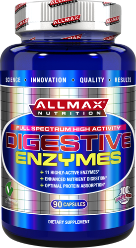 Digestive Enzymes- 90 ct