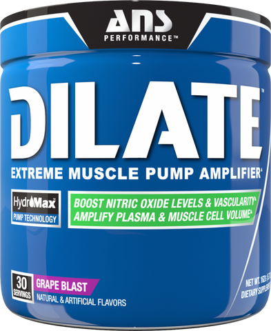 Dilate-  Muscle Pump Amplifier 30 servings
