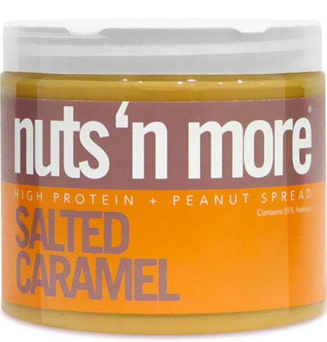 NUTS 'N MORE PROTEIN SPREAD
