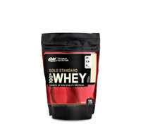 Gold Standard 100% Whey Protein Powder- 1 lb