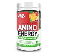 Amino Energy Naturally Flavoured Series- 25 servings