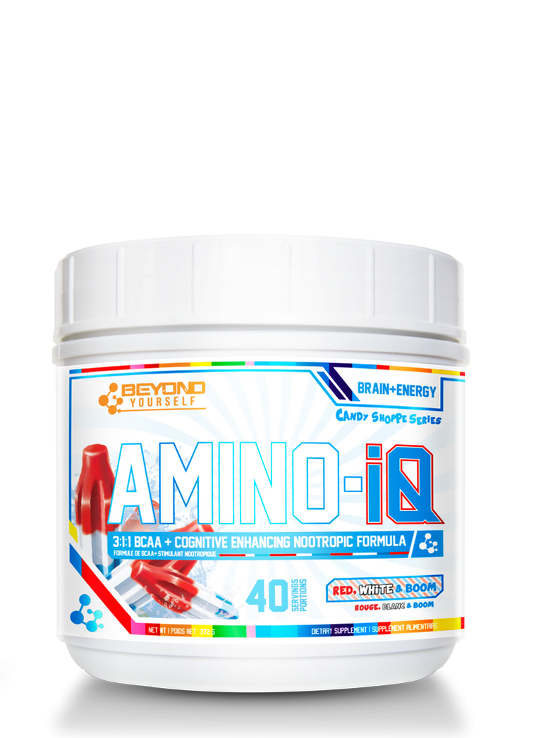 Amino IQ- 40 serving