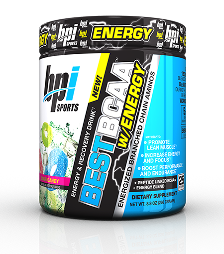 BEST BCAA with Energy