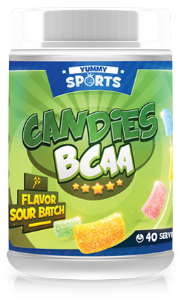 Candies BCAA