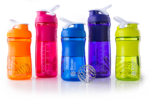 28 oz Sports Mixer Blender Bottle