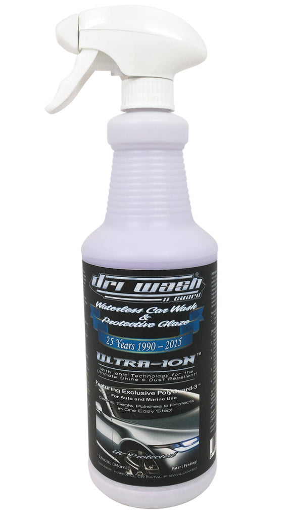 32oz DRI WASH 'n GUARD® ULTRA-ION Trigger Sprayer
