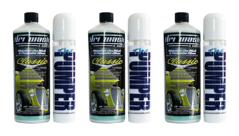 DRI WASH 'n GUARD® Classic Car Pack