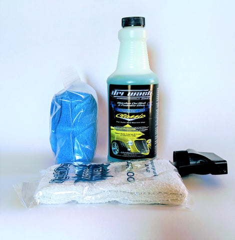 16oz DRI WASH 'n GUARD® Classic Bundle