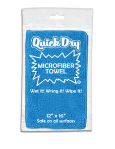 Quick Dry MicroFiber Buffing Towel
