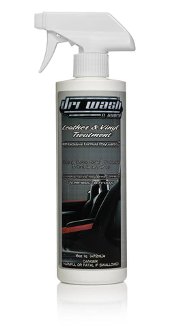 16oz DRI WASH 'n GUARD® Leather & Vinyl Treatment