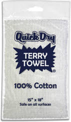 Quick Dry Terry Cloth Towel