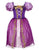Tangled Rapunzel Little Kids Halloween Costume Girls Gown Fancy Dress - FADCOVER