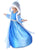 Frozen Elsa Costume Princess Gown Fancy Dress With Cape for Girls - FADCOVER