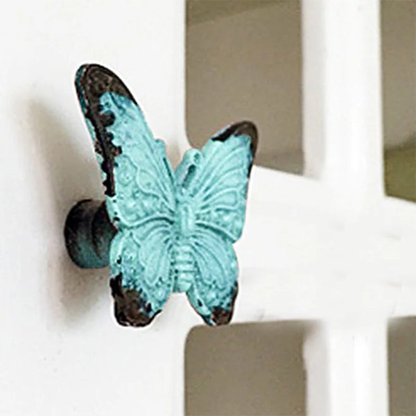 Dragonfly or Butterfly Drawer Pulls Cabinet Knobs Furniture Hardware Handles DIY Projects Restoration Projects