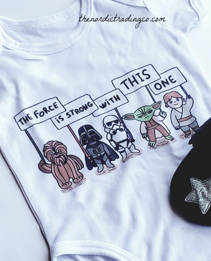 Star Wars Inspired Newborn Onesie Hat Stars Mocs First Crib Shoes 3 PC Outfit Baby Boy Shower Gift Boys