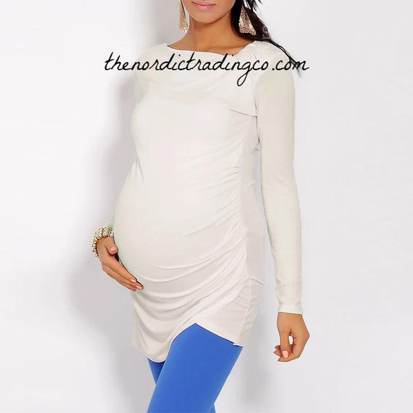 Most Wanted Maternity Tops say Moms Breathable Silky Soft Top Shirts S M L XL Pregnant Work Clothes Womens Clothing
