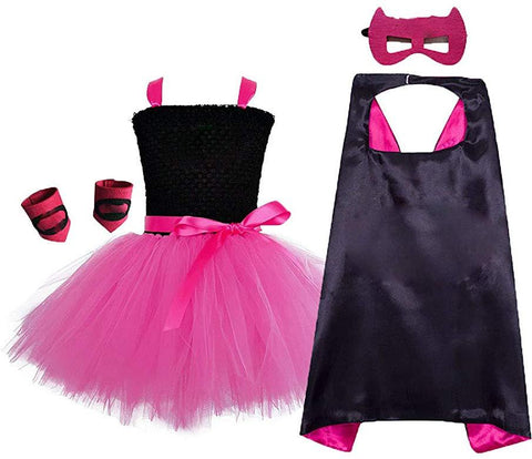 LOL Surprise Girl Doll Dress Ballet Ruffle Costume Fancy Holiday Party Dresses