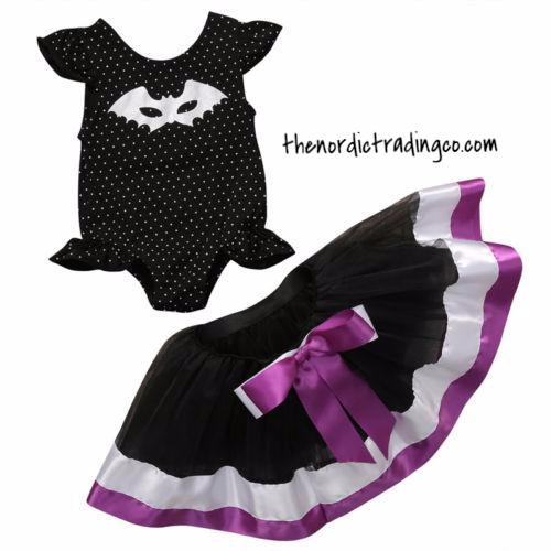 Toddler Girls Batman Cat Woman Batgirl Boutique Costume 12 18 24