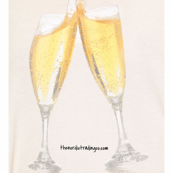 Happy New Year! Pop that Bubbly 2017 Will Have Lots to Celebrate Toast To Weddings Pregnancy Anniversary Graduations