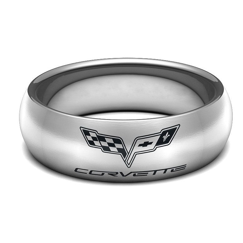 Mens Custom Wedding Rings made to suit your passions Tungsten