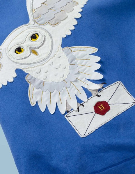 Hedwig Owl Hogwarts Letter Girls Dress Toddler Kids Euro Dresses Snowy Owls Harry Potter Fan Gifts Girl Birthday Christmas Girl's Gift Ideas