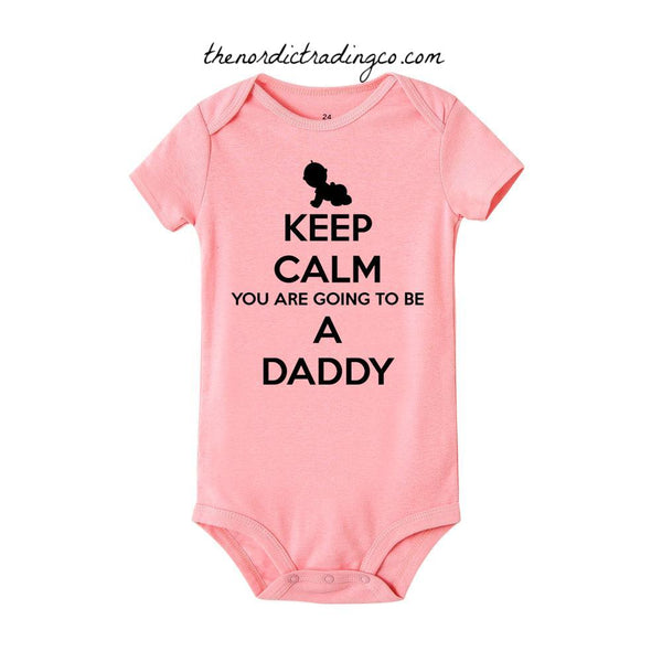 Keep Calm You Are Going to be a Daddy Pregnancy ...
