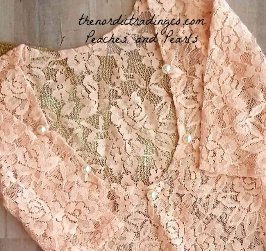 1ad966f18ca ... Peaches   Pearls Baby Girls Newborn Lace Photo Prop Bodysuit Girl s Baby  Shower Gifts Infant Photography