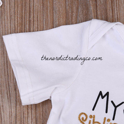 My Sibling Has Paws ! Animal Lover Welcome New Baby Onesie Body Suit Boy Girl Gift Ideas 0/6 mo Dogs Dog Pet Paw Cat Cats