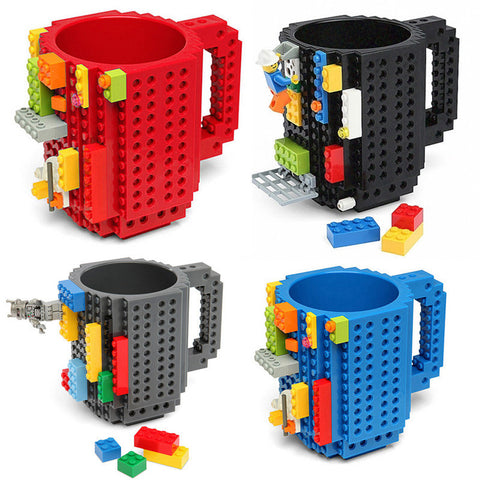 Image of DIY Lego Mugs