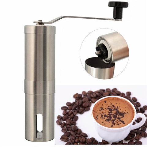 Handmade Coffee Bean Grinder Mill Kitchen Grinding Tool