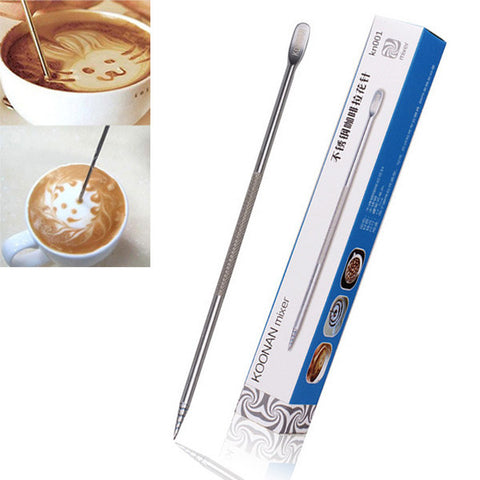 Coffee Decorating Pen Art Cafe Tool