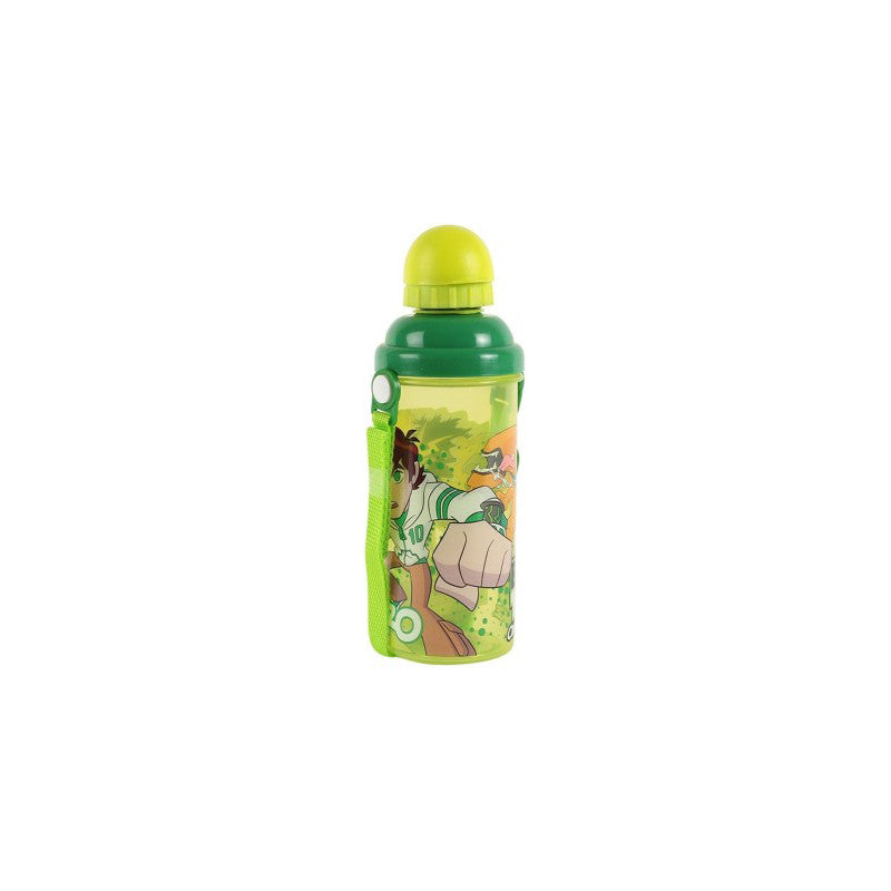 Cartoon Network BEN 10 Sipper Bottle 450 ml Water Bottle