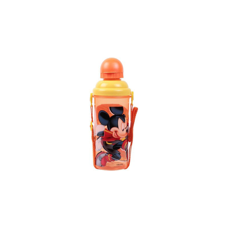 Disney Mickey Mouse Sipper Bottle 450 ml Water Bottle
