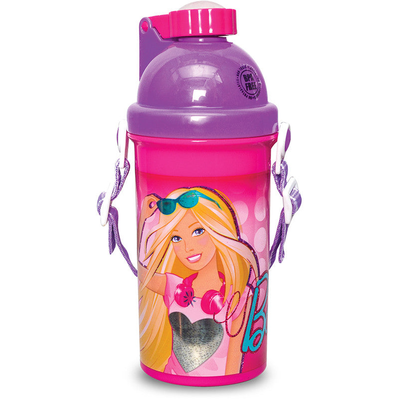 Push Button Bottle - Barbie D2